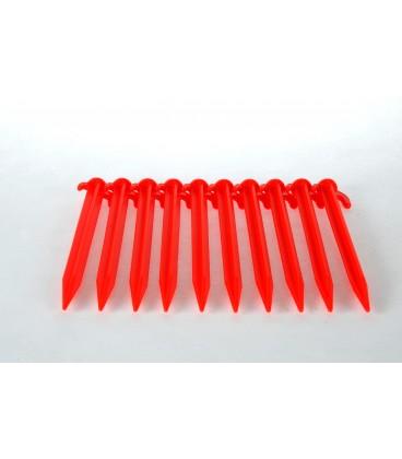 Plastpløkker 20cm