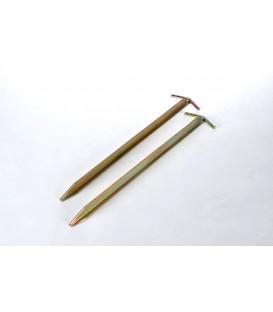 T-stålpløkker 40 cm