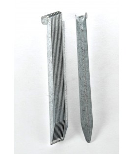 Stålpløkker 24 cm