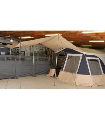 Solsejl til teltvogne