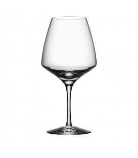 Flot og elegant rødvinsglas