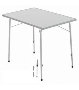 Let campingbord, mål 100 x 68 cm