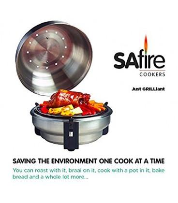 Stegerist til Safire grill