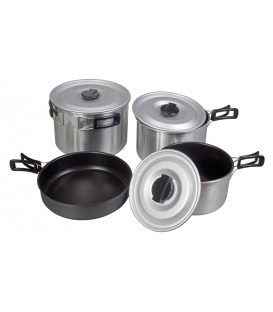 Kampa Feast non-stick family cook set