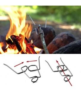 Firefork/grillspyd