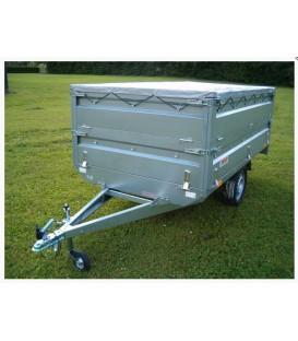 Høje sider til neptun N7 trailer