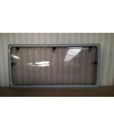 Nye og brugte vinduer til vogne.