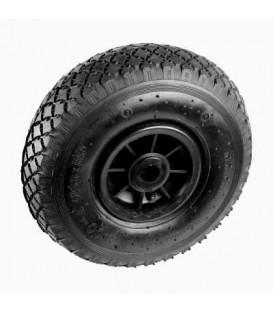 Luft gummi hjul