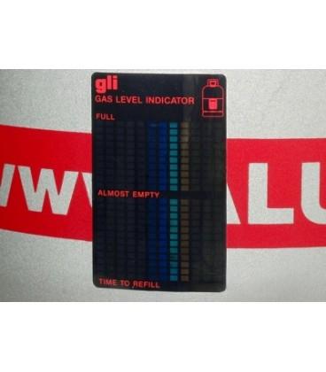 Magnetisk gas level måler