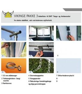 DWT Vikinger-pakke 3