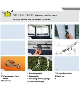 DWT Vikinger-pakke 4